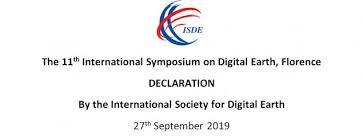 International Society for Digital Earth
